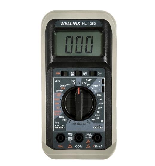 Đồng hồ vạn năng Wellink HL-1250