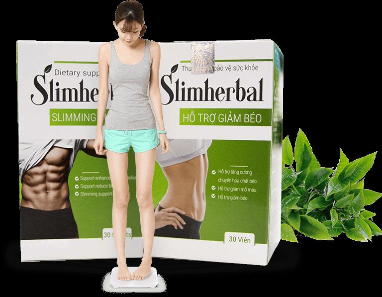 giảm cân Slimherbal