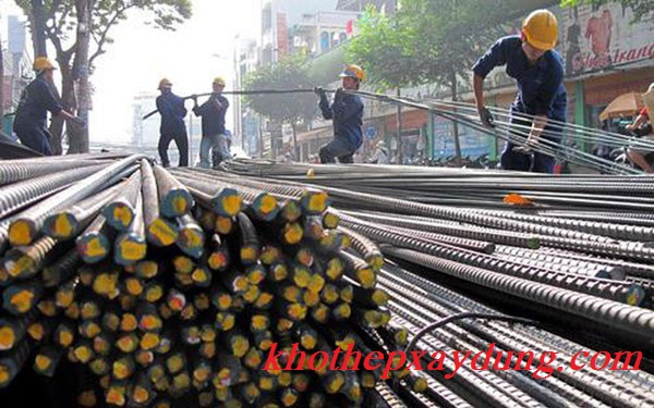 công ty sắt thép xây dựng uy tín