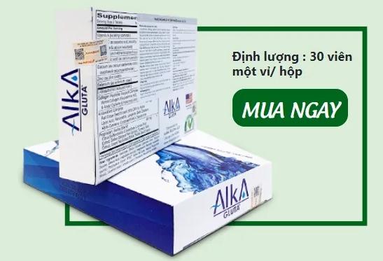 Alka Gluta mua ở đâu chính hãng?