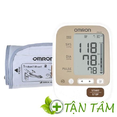 Máy đo huyết áp Omron JPN600 có tốt không? Mua ở đâu