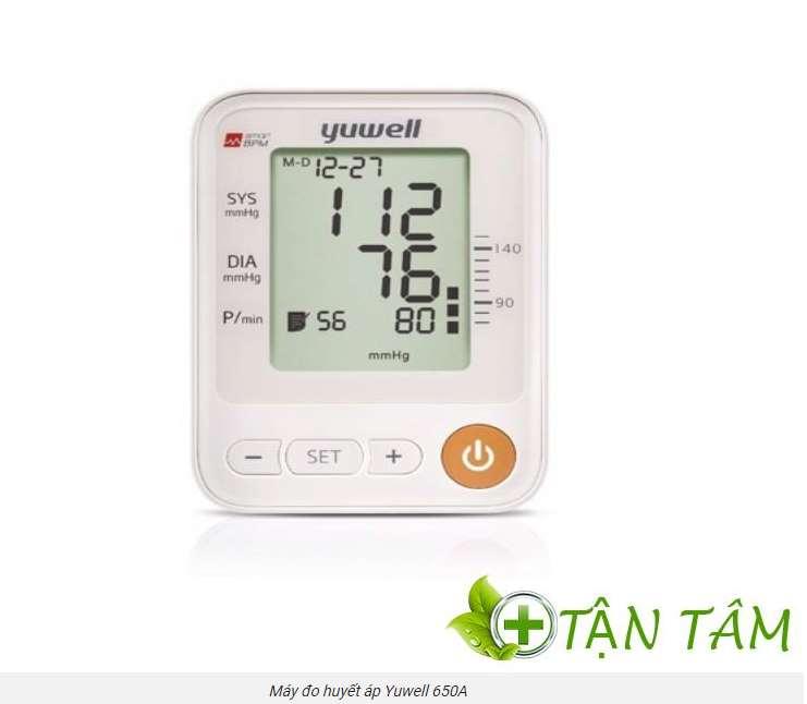 Máy đo huyết áp Yuwell 650A