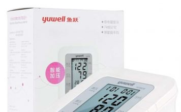 máy đo huyết áp yuwell