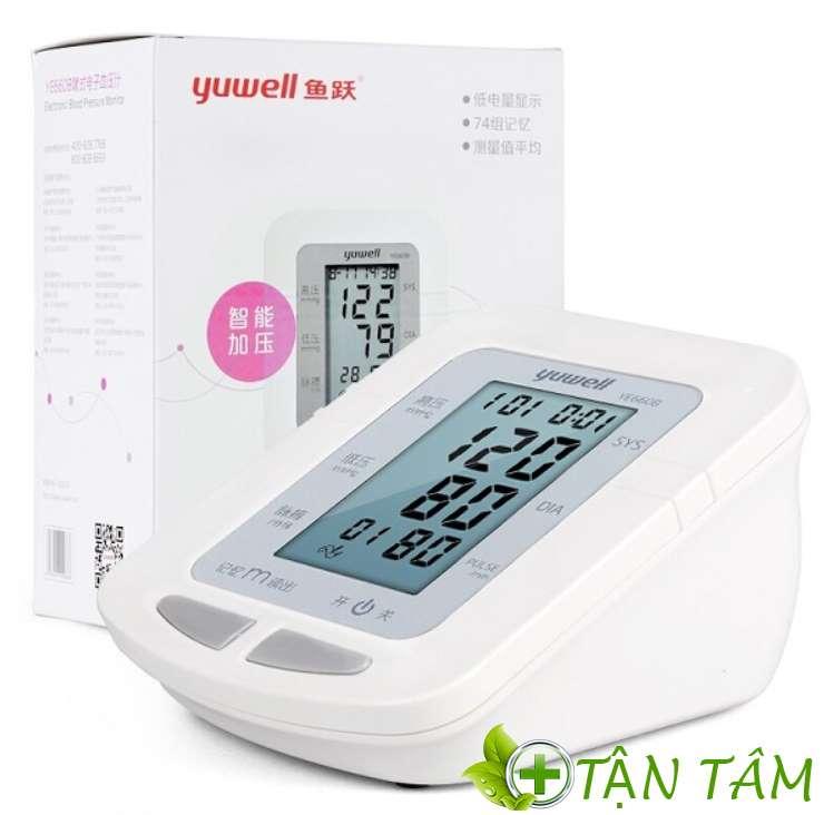Máy đo huyết áp Yuwell có tốt không? [Review]